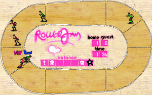 Rollerjam - Gameplay