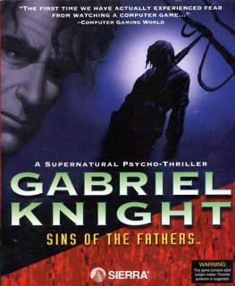 Gabriel Knight - Sins of Fathers